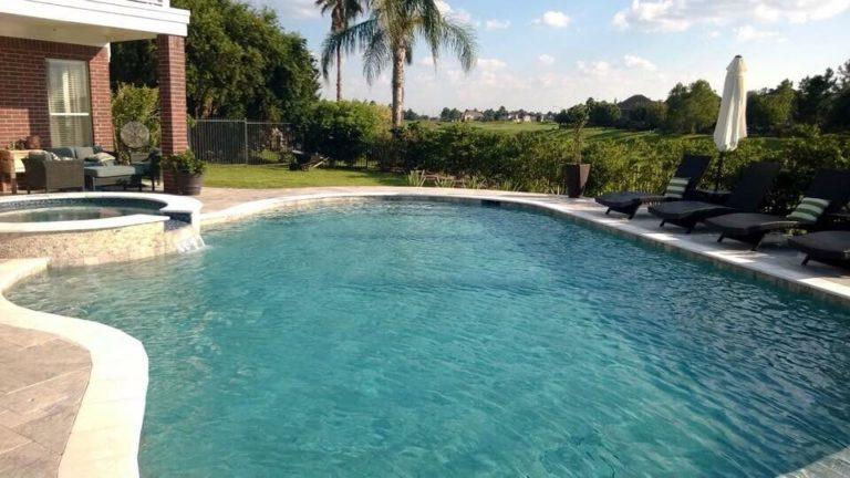The Benefits Of Building A Salt Water Pool In Your Tucson Backyard Saltwater Pool Pool Pool Builders