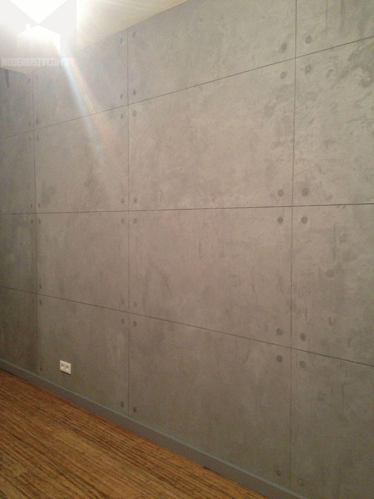 Concrete Wall Beton Dekoracyjny Architektoniczny Tynki I