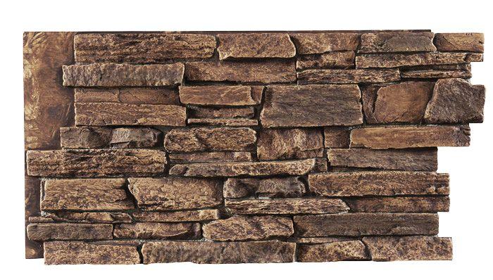 Texture Plus Panels Ledgestone Select Tan Gray Grout Faux Stone Panels Stone Panels Stone Siding Panels