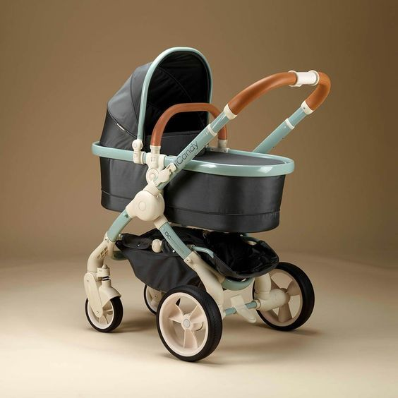 Mothercare Lightweight Pram Icandy Peach Designer Collection Pushchair Carrycot