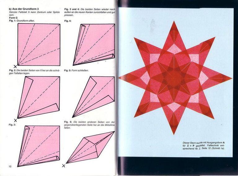 Origami Grundform