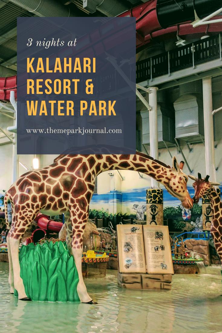 Kalahari Resort In The Poconos (With Images)