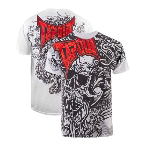 f32f619b2 TapouT Spirit T-Shirt [Red Hit] | Fightwear in 2019 | Shirts, T ...