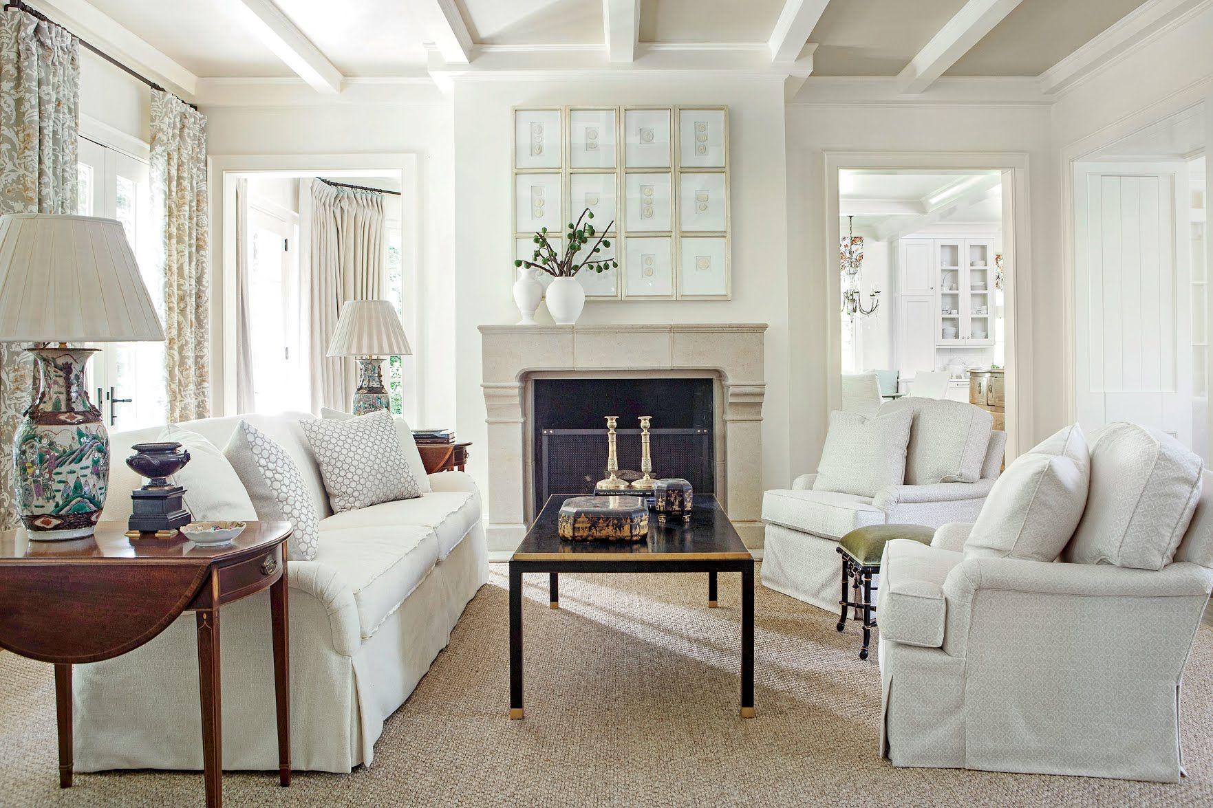 Pinsande Stickler On Sandes Living Rooms  Pinterest  Living Prepossessing White Living Room Interior Design Review