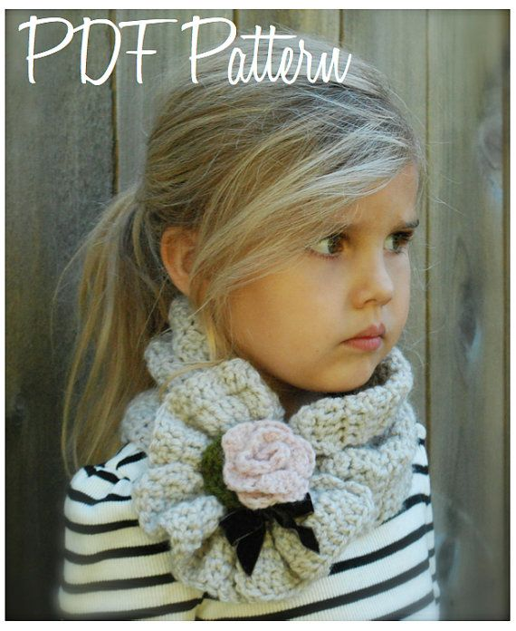 This is a listing for The PATTERN ONLY for The Ashby Scarf    This scarf is designed for comfort and warmth in mind... Perfect for layering and adding a little extra personality to your look through all the seasons...    This scarf makes a wonderful gift and of course also something great for you or your little one to wrap up in!    All patterns are written in standard US terms!    *Adult, Child, Toddler sizes  *Any worsted weight yarn    ***You can always contact me if you have any problems…