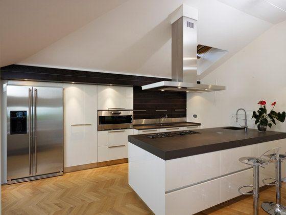 ehrfurchtig-moderne-kochinsel-in-der-kche-71-perfekte-design-ideen - küche mit insel