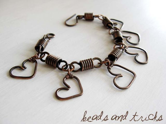 Molle e cuori | Handmade by Beads and Tricks | jewelry | Pinterest ...