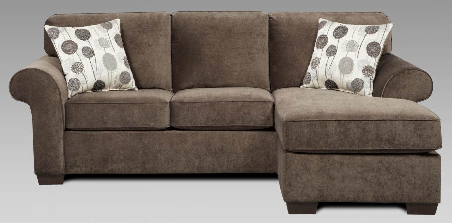 Columbus Reversible Chaise Sectional