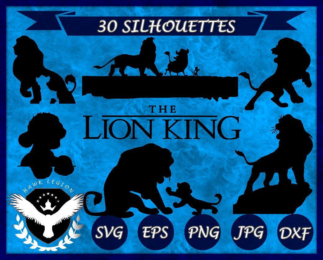 30 Lion King Silhouette Lion King Svg Lion King Clipart Lion King Vector Hakuna Matata Simba Silhouette Simba Sv Lion King Clip Art Lion King Shirt