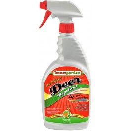 Deer Repellent Spice Scent 32oz Ready To Use Cat Repellant Rabbit Repellent Deer Repellant