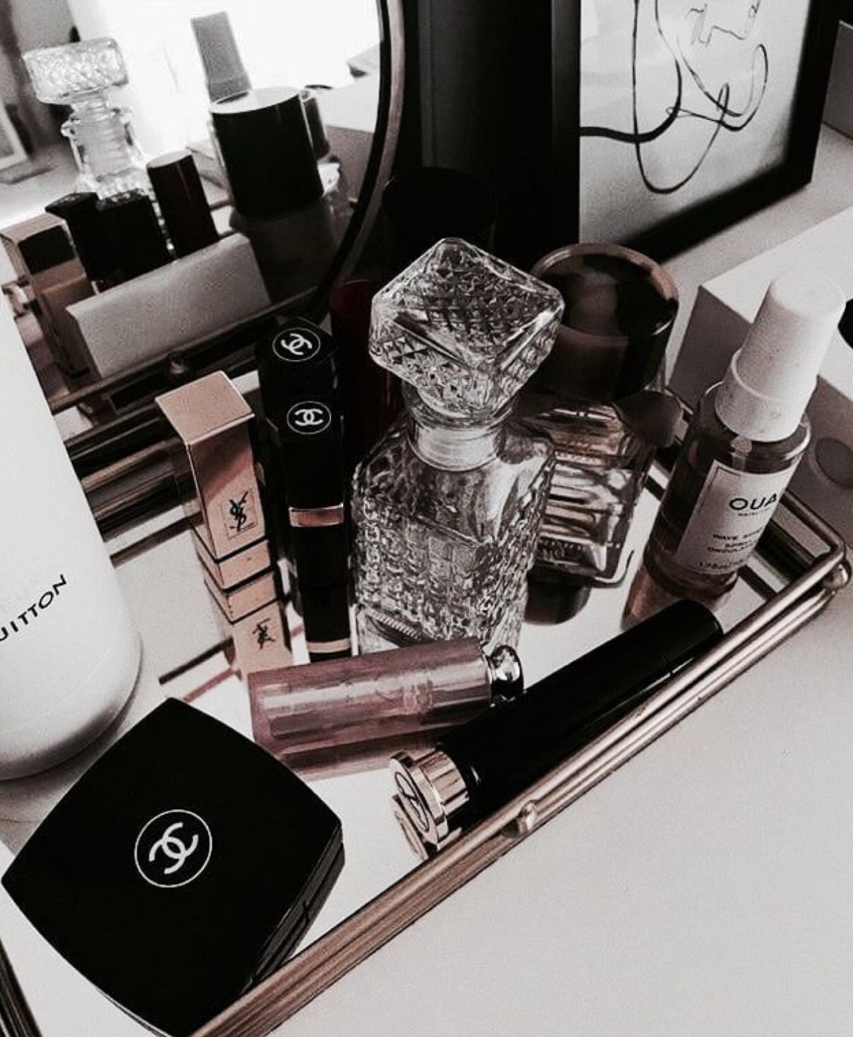 Pin by Justina Kišonaitė on Makeup Luxury makeup, Makeup