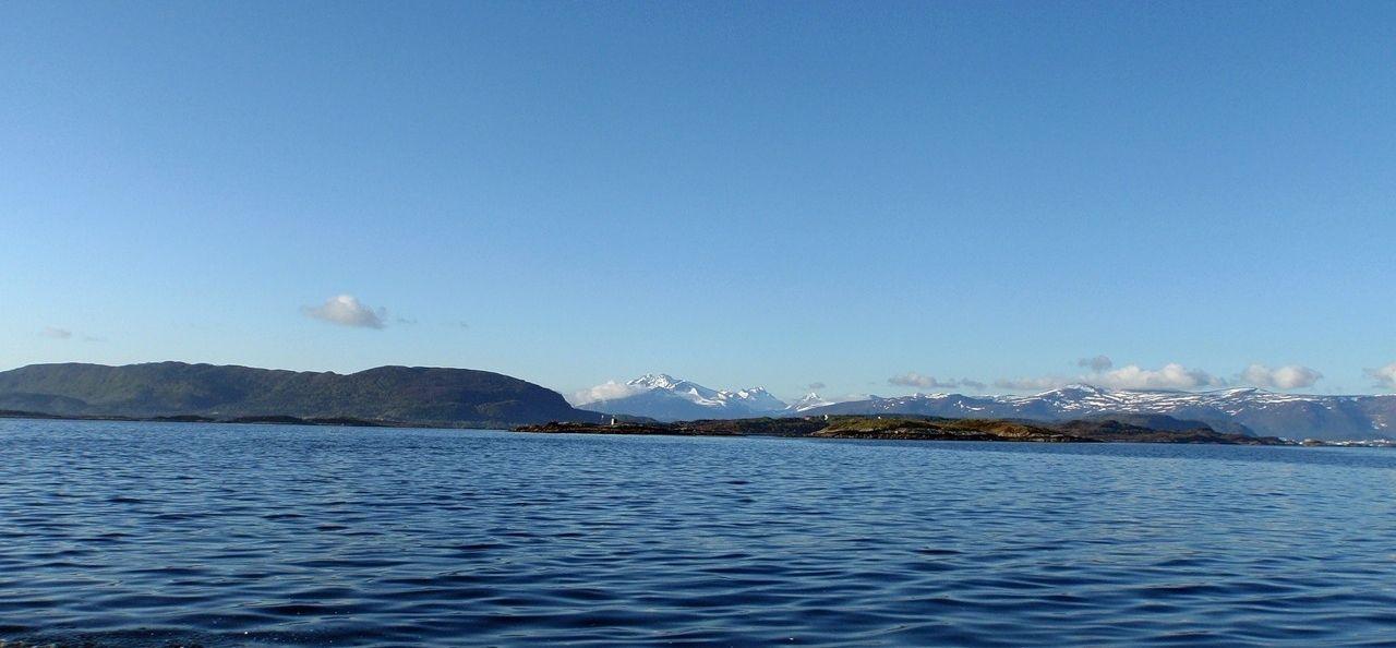 Spring fjords