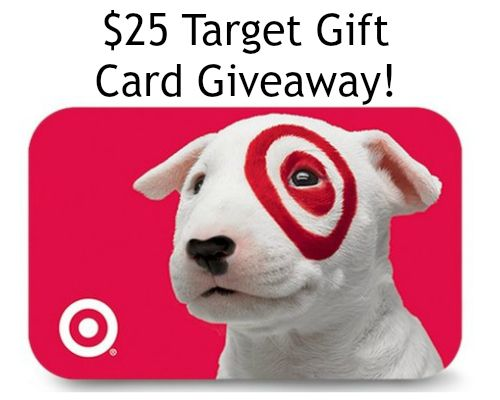 Jeepers It's January Giveaway Hop | Target gifts