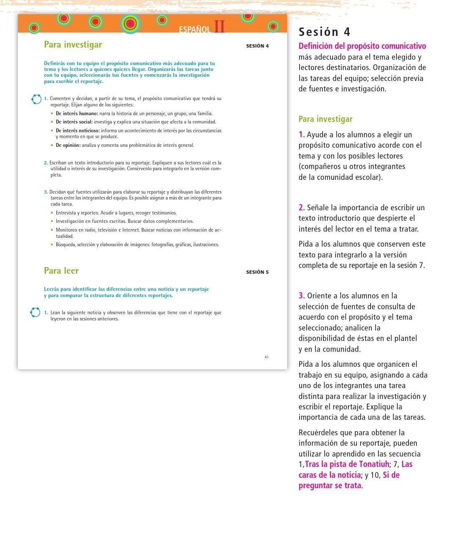 Maestro Español 2o Grado Volumen Ii Ib Class