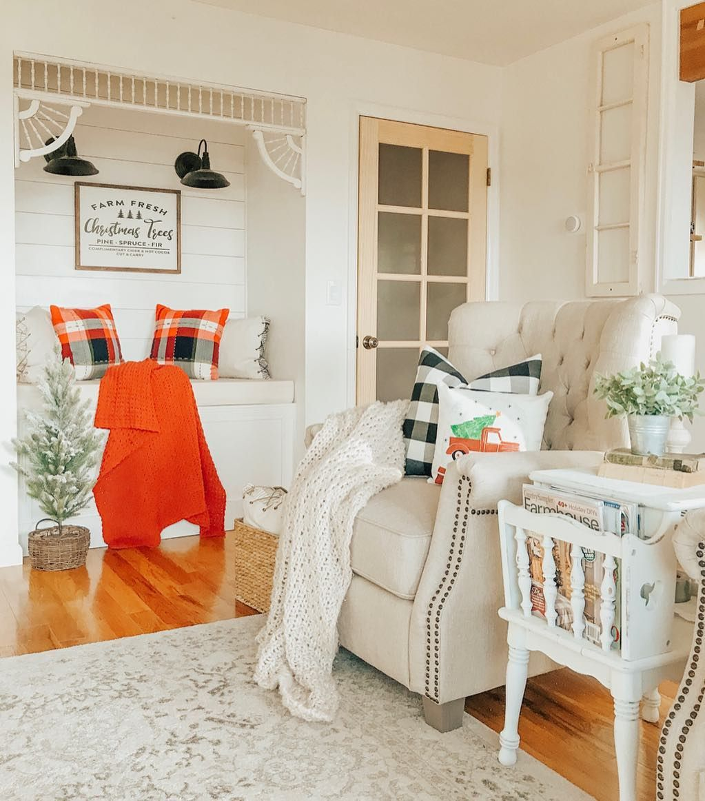 Making Your Home a Haven For Christmas TWUSS Farmhouse