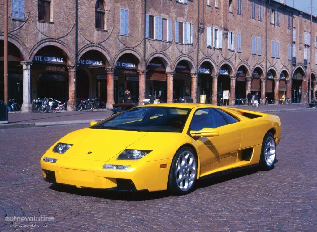 Superb Lamborghini Diablo VT 6.0