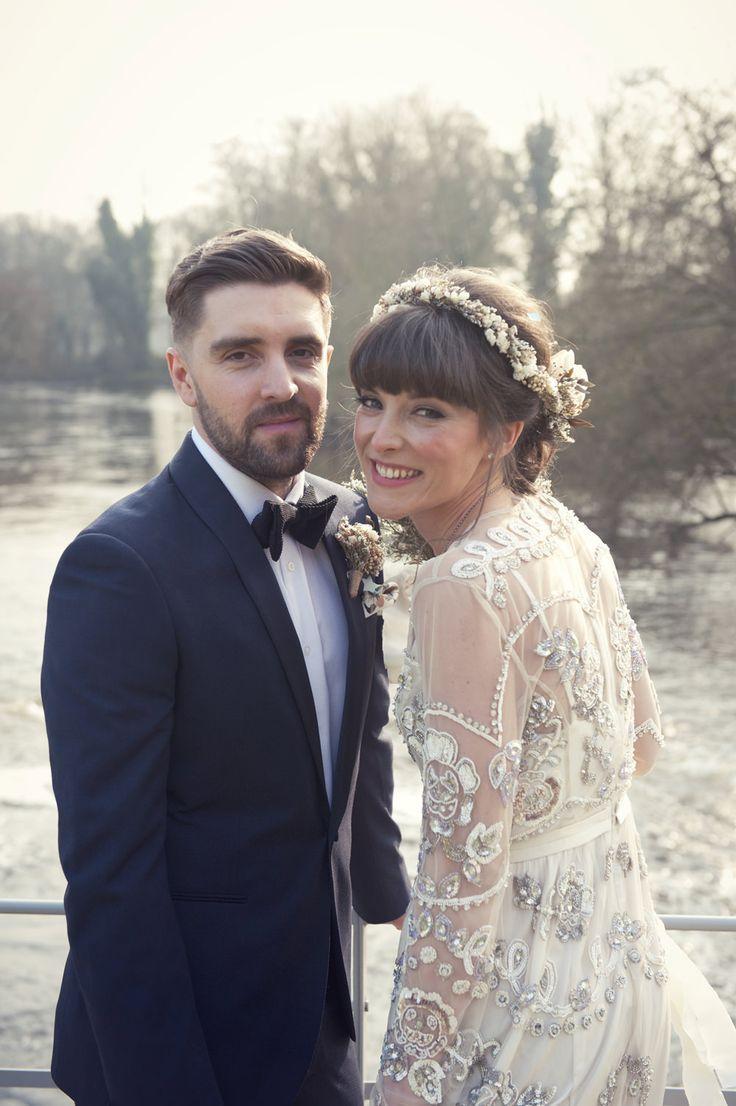 budget wedding photography west midlands%0A Needle  u     Thread Wedding Dress   The West Mill Wedding Venue Derby   Rosie  Kelly Photography