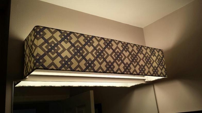 34++ Bathroom vanity light shades ideas