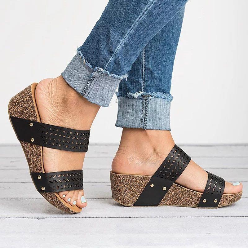 02048b2274cf Fashion Sandals · Laser Cutting · Slippers · Kicks · Wedges · Sole · 500+  SOLD