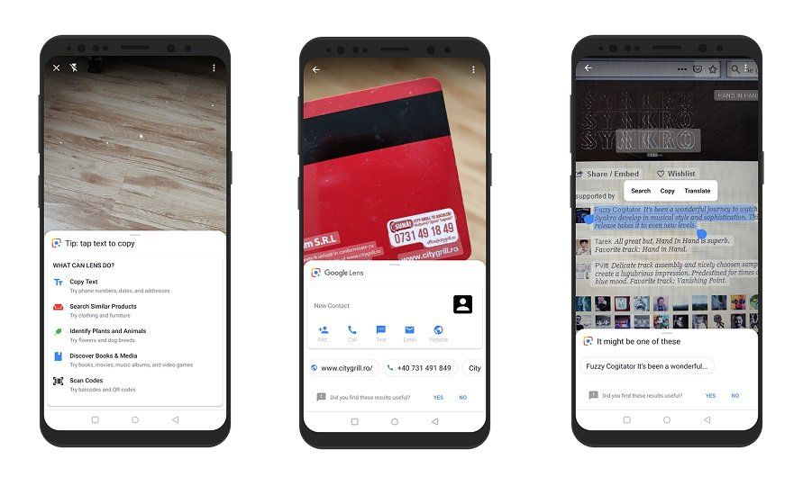 Ten awesome things you can do with Google Lens Android