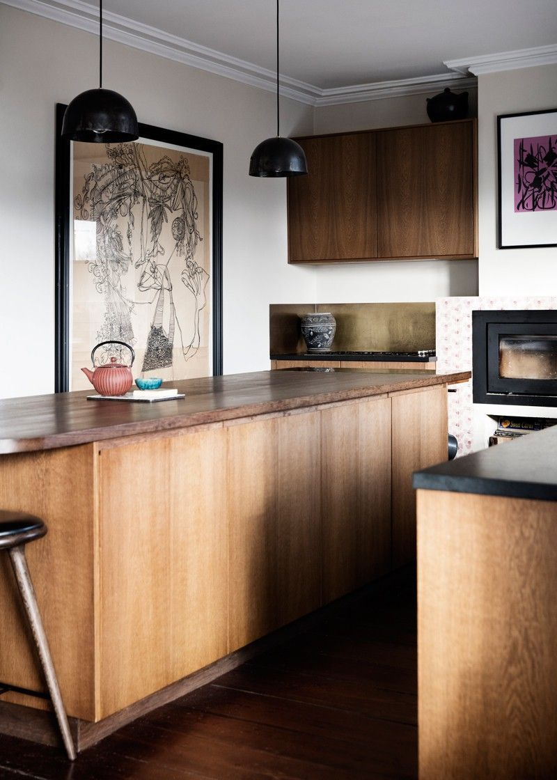 The New Scandinavian Look A Danish Kitchen That S Equal Parts Refined And Homey Danish Kitchen Interior Design Kitchen Kitchen Style