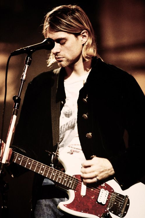 Kurt Cobain Hd Wallpapers Backgrounds Wallpaper In 2019