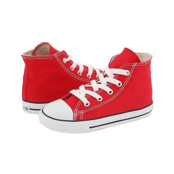 0ca460a8e358 Converse Kids Chuck Taylor® All Star® Core Hi (Infant Toddler) (40 CAD) ❤  liked on Polyvore featuring kids and shoes