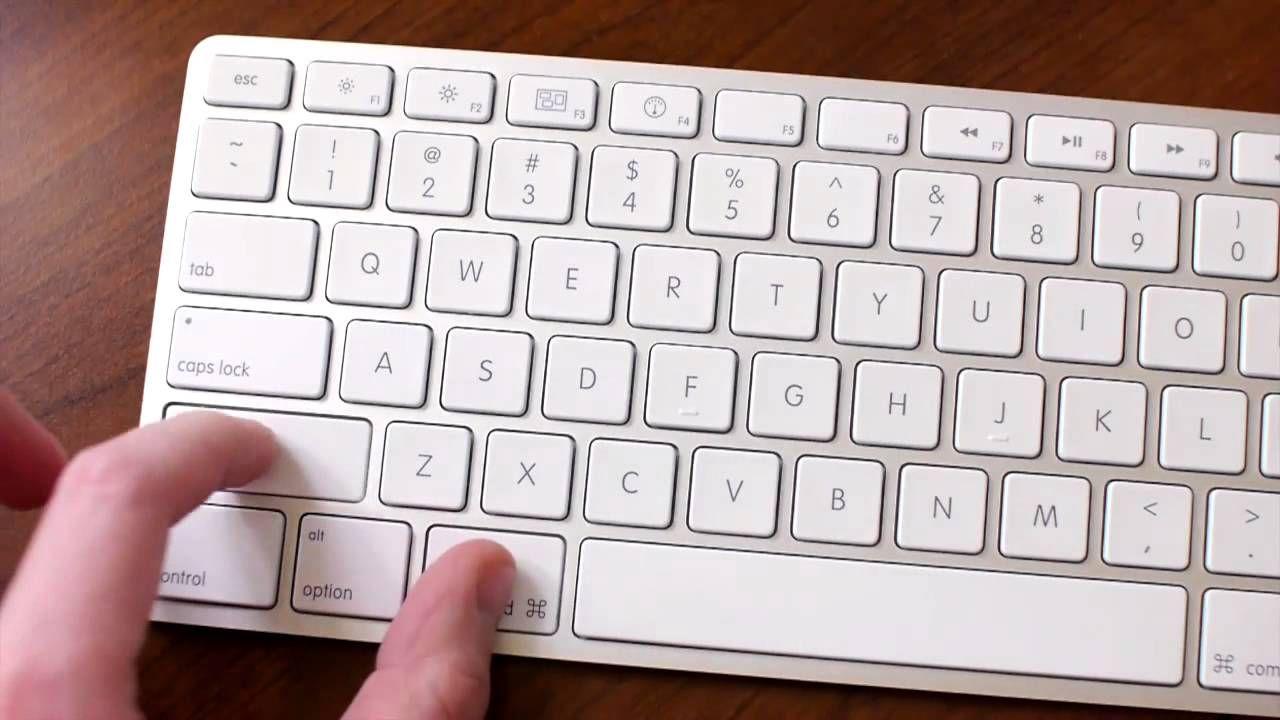 Howto Screen Capture on a Mac (Print Screen / Screenshot