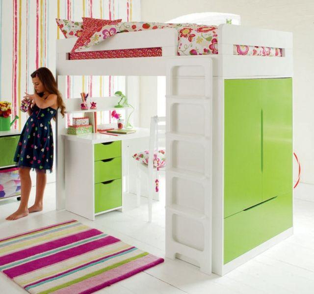 Design Hochbett Für Das Moderne Kinderzimmer  40 Ideen | Modernes  Kinderzimmer, Hochbetten Und Einfaches Schlafzimmer