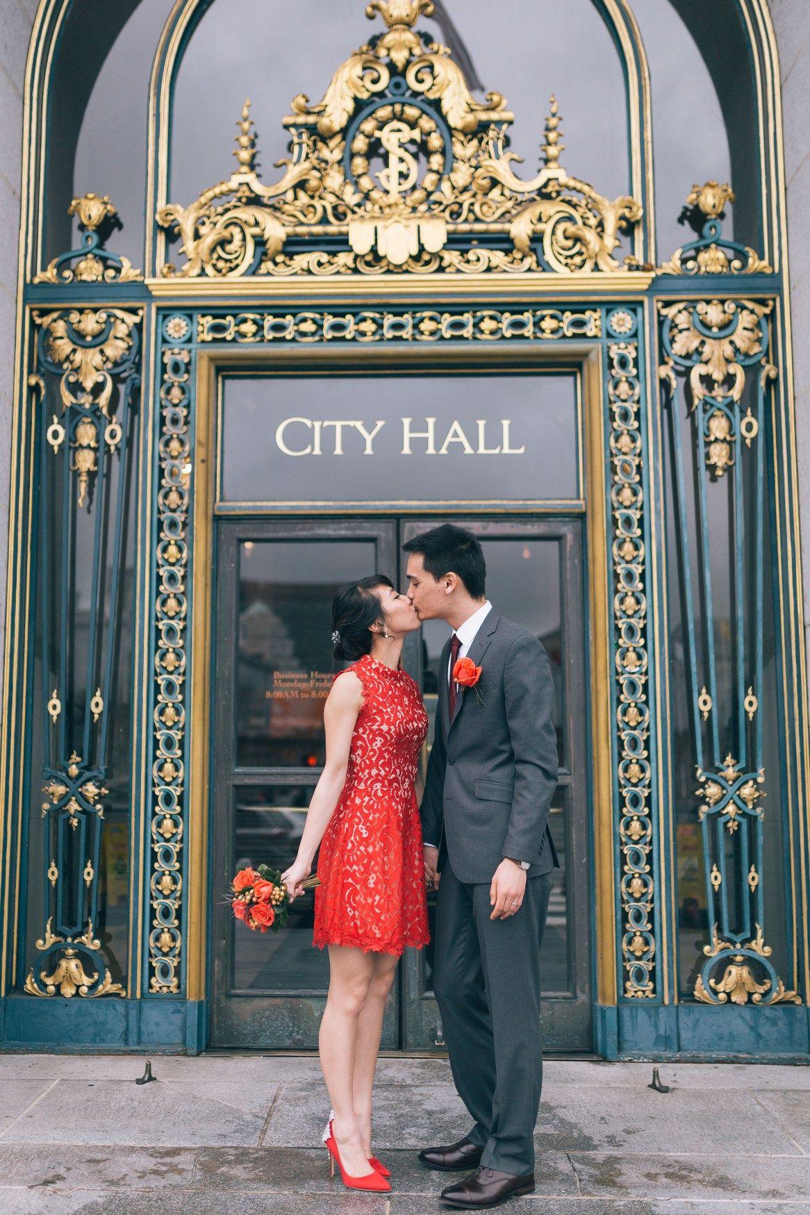 La vie en rouge at city hall andre karen city hall