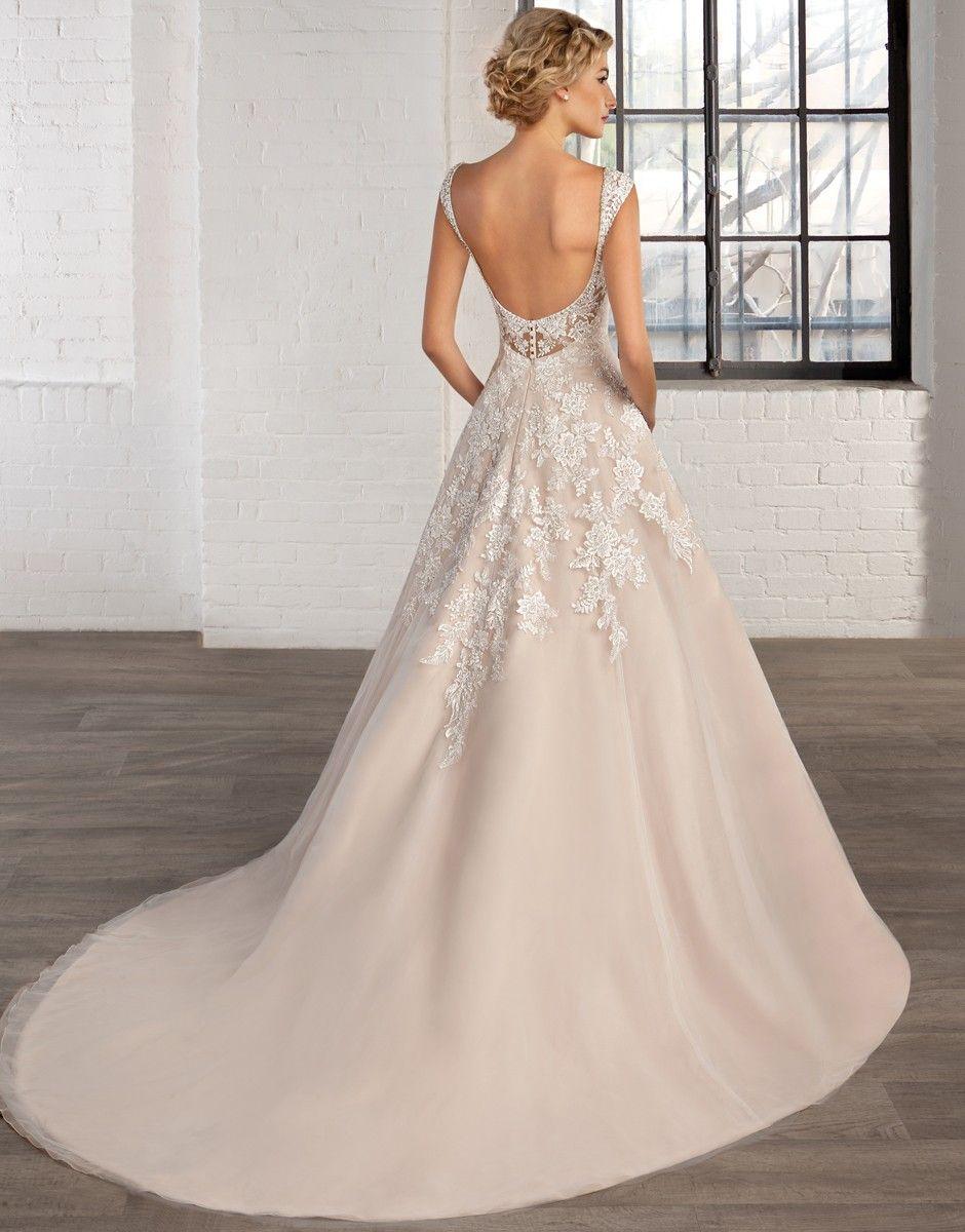 vestido de novia CAMPBELL