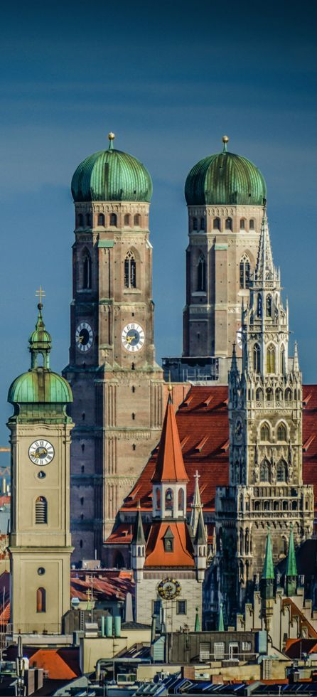 Munich, Germany..I love this city and have enjoyed the time I spent there….wonderful at Christmas!
