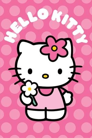 Narcicegi Tasarim Adli Kullanicinin Dekupaj Hello Kity Cat