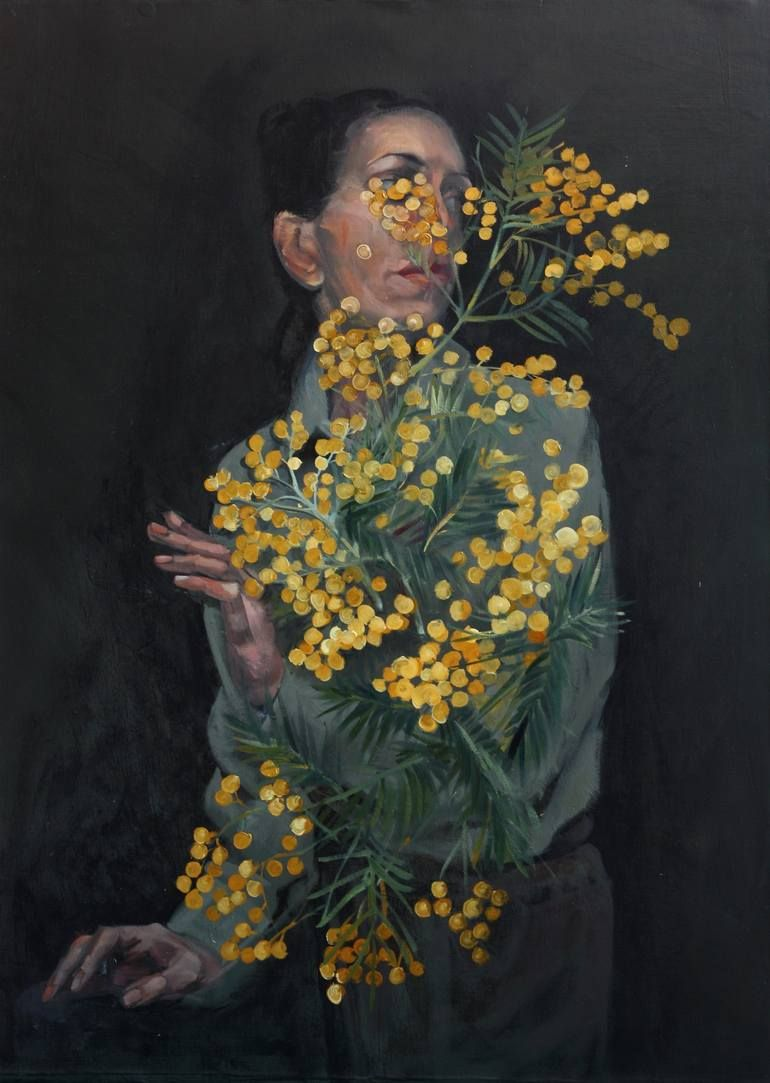 Those Repulsive Yellow Flowers God Knows What Theyre Called But