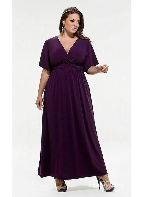 Piniful Plus Size Bridesmaid Dresses 08 Plussizefashion
