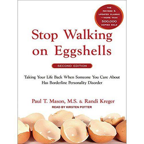 Stop Walking on Eggshells ~ For more info ~ click thru.