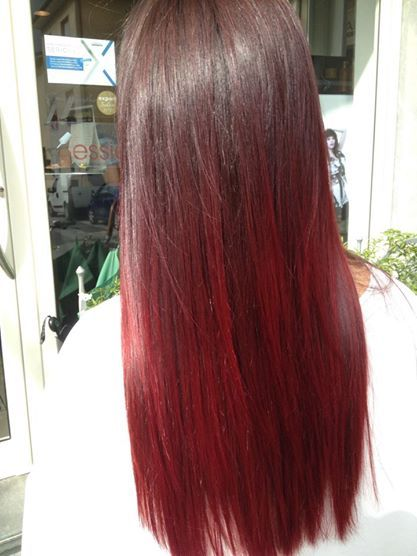 SHATUSH ROSSO | Hair and Beauty in 2019 | Capelli rossi ...