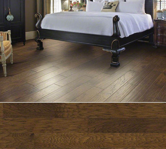 Shaw floors engineered hickory in style camden hills color for Camden flooring
