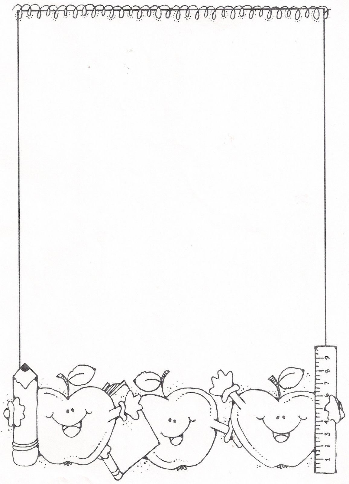 Photo Coloring Pages Classroom Art Projects Borders For Paper
