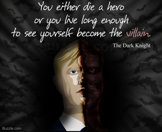 Two Face Quote Thedarkknight Batman The Dark Knight Series