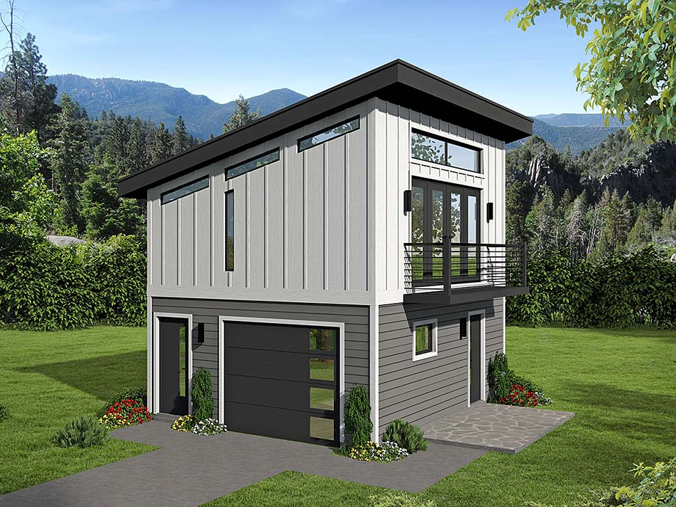 Pin By Kathleen Steoger On Cottage Bunkie Garage Plans Garage Plans With Loft Carriage House Plans House Plan With Loft