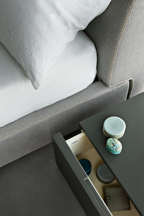 Minimalist Nightstand And Dressers Flin From Lema