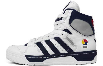 new style 9dc62 8dba7 Seoul Olympics Adidas Conductor Hi