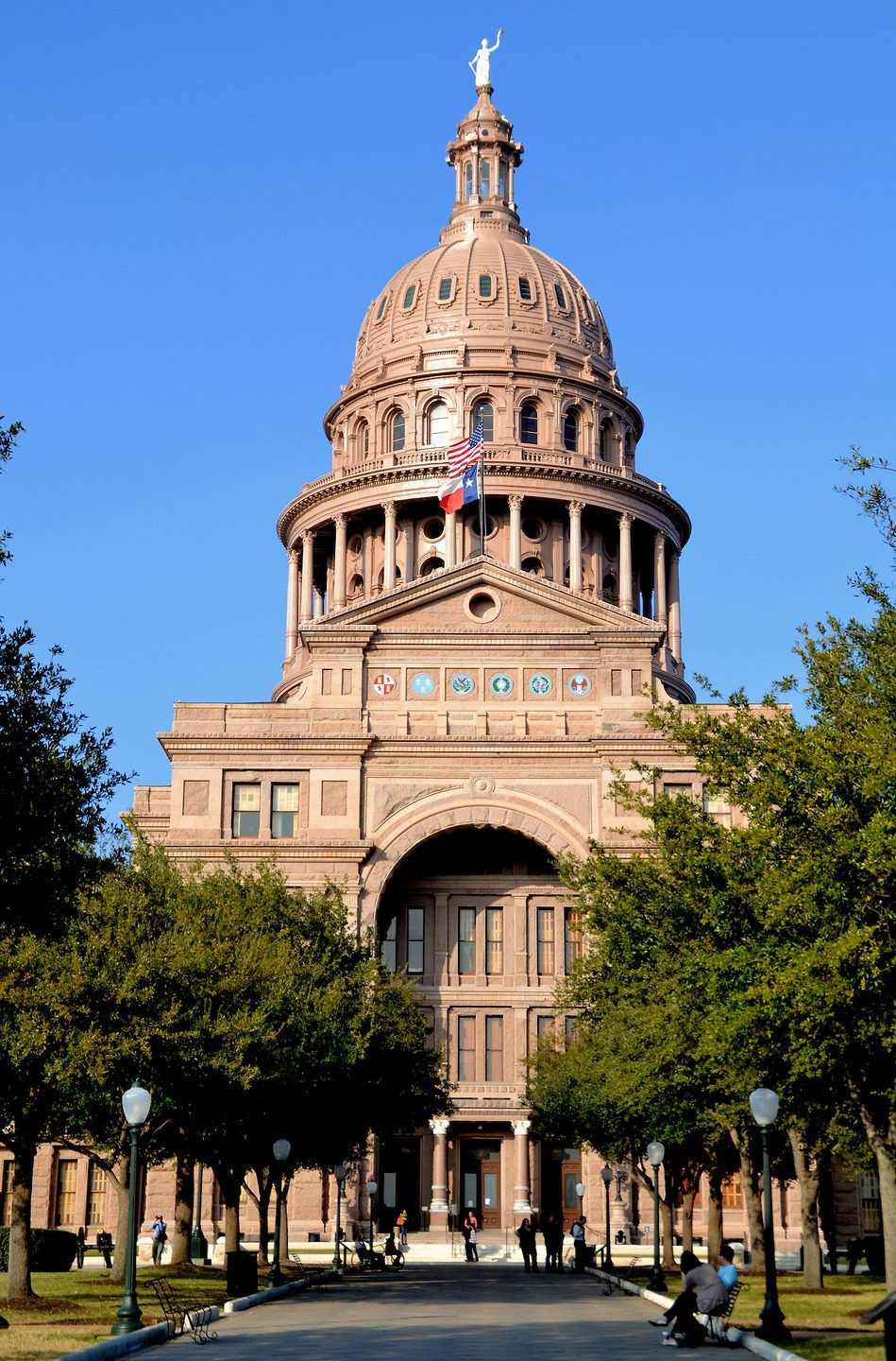 The Texas Capitol Building Austin is the perfect place