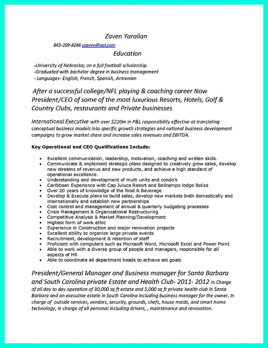 awesome making simple college golf resume with basic but effective information check more at