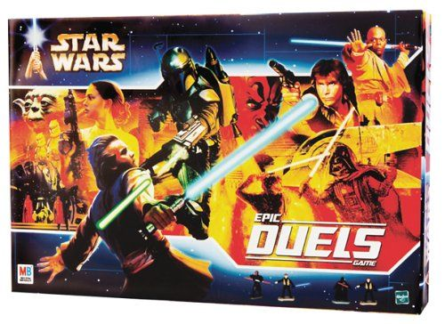 STAR WARS Epic Duels Game ** Want to know more, click on ...