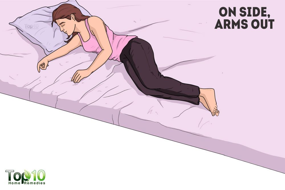 The Best and Worst Sleeping Positions and Their Effects on