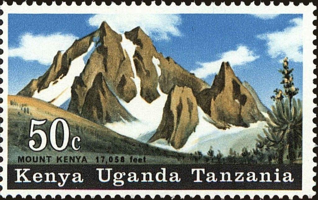 Mt.Keniastamp