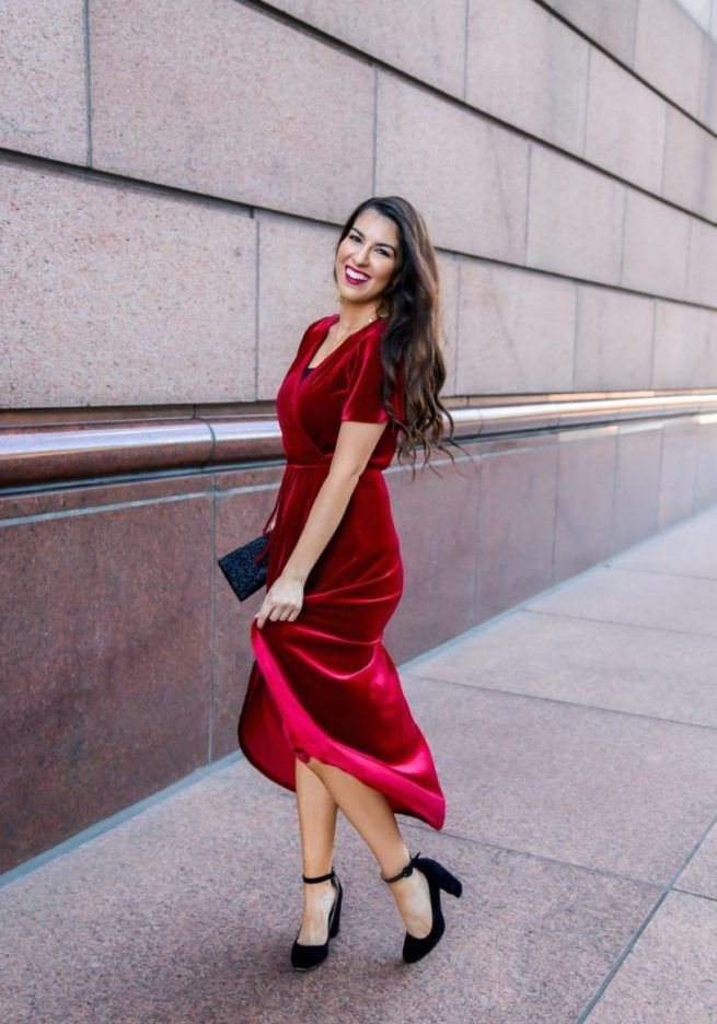 3 Gorgeous Fall Special Occasion Dresses - Souther