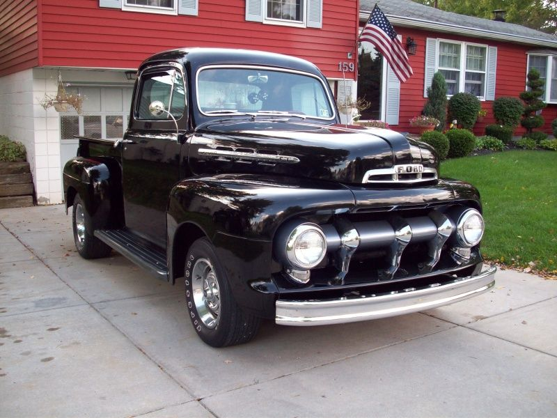 Ford F150 1951 My New Ride 1951 F1 Ford Truck Enthusiasts